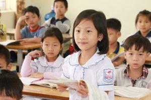 Giáo dục Tiểu học của Hà Nội có những bước tiến vượt bậc