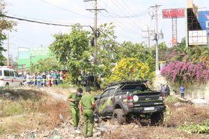Bình Dương: Điều tra nghi án ô tô đua tốc độ tông chết người bán dưa hấu lề đường