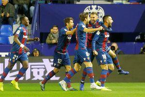 Barcelona nhận thất bại ở lượt đi vòng 16 đội Cúp Nhà vua
