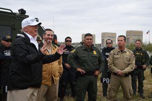 Tổng thống Trump dọa dùng đặc quyền để xây tường biên giới, bỏ qua quốc hội