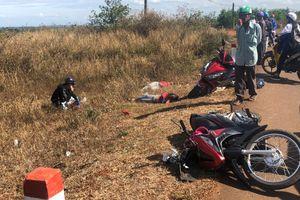 Tai nạn thương tâm, 3 cô cháu tử vong