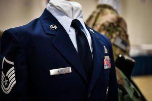 Không quân Mỹ sẽ ra mắt mẫu quân phục mới ngay trong năm 2019?