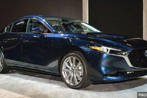 Ngắm Mazda 3 thế hệ mới sắp ra mắt tại Việt Nam