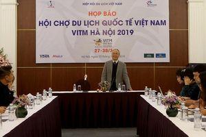 Hơn 500 gian hàng tham gia Hội chợ Du lịch quốc tế Việt Nam 2019