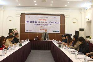 Hơn 20 quốc gia và vùng lãnh thổ tham dự VITM Hà Nội 2019