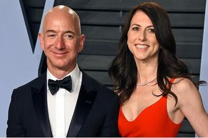 Chấp nhận là 'bóng hồng' đứng sau Jeff Bezos nhưng MacKenzie Bezos cũng có sự nghiệp viết lách khá thành công