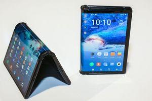 Điện thoại màn hình gập mới chỉ độc đáo mà chưa thật sự dùng tốt?