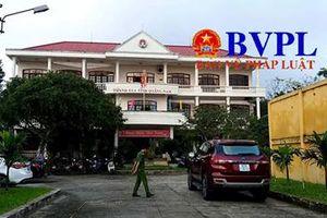 Phó Chánh Thanh tra tỉnh Quảng Nam tử vong bí ẩn
