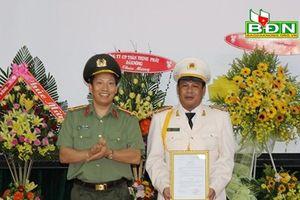 Công an tỉnh Đắk Nông có tân Phó Giám đốc