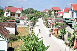 Chấm nông thôn mới đẹp tại xã Sơn Thành (Yên Thành)
