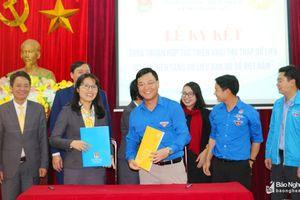 Ký kết thỏa thuận thu thập dữ liệu dự án 'Nền tảng dữ liệu bản đồ số Việt Nam'