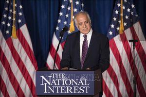 Ấn Độ, Mỹ bàn thảo về tiến trình hòa bình ở Afghanistan