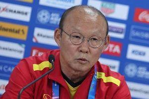HLV Park Hang-seo tiết lộ lý do tự tin chiến thắng đối thủ mạnh nhất châu Á - Iran