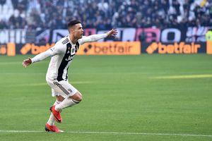 Thống kê khó tin của Ronaldo sau nửa mùa giải gắn bó với Juve