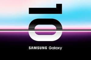 Samsung bất ngờ tiết lộ thời điểm ra mắt Galaxy S10