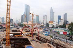 Tín hiệu tích cực từ dự án metro số 1 Bến Thành-Suối Tiên