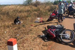 Xe tải gặp sự cố, tông 3 người tử vong