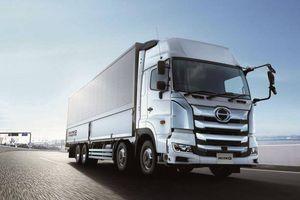 Triệu hồi 33 xe Hino nhập khẩu dính lỗi cảm biến tốc độ