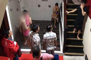 Phát hiện mại dâm đồng tính nam tại spa ở Sài Gòn