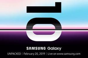 Thư mời ra mắt Galaxy S10 hé lộ nhiều điều thú vị mà không phải ai cũng biết