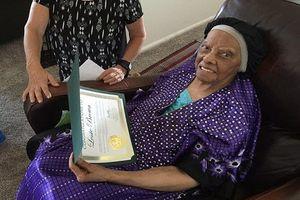 Cụ bà sống thọ 114 tuổi nhờ 'ăn khoai tây mỗi ngày'