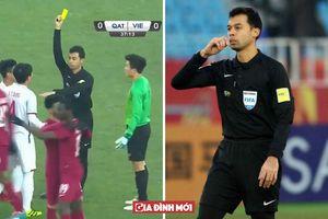 Trọng tài bắt trận Việt Nam vs Iran: Từng 'nặng tay' với U23 Việt Nam ở bán kết U23 châu Á