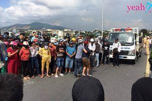Đà Nẵng: Nữ sinh lớp 12 bị xe tải cán tử vong sau khi ngã ra đường vì va chạm với xe cùng chiều