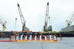Nghệ An: Tập đoàn Hoa Sen xuất khẩu 17.000 tấn tôn sang Hoa Kỳ