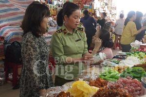 Năm 2018, Cục Quản lý thị trường Đà Nẵng xử lý 6.179 vụ vi phạm