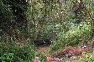 Lạng Sơn: Phát hiện thi thể phụ nữ trong chiếc ô tô dưới vực sâu