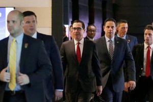 Đàm phán thương mại Mỹ-Trung đạt tiến bộ về chuyển giao công nghệ bắt buộc và quyền sở hữu trí tuệ