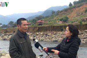 Dân bức xúc do doanh nghiệp làm Thủy điện Quang Huy thiếu trung thực