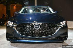 Ảnh chi tiết Mazda 3 2019 vừa được giới thiệu