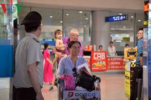 Cảng hàng không Tân Sơn Nhất lưu ý hành khách đi lại dịp Tết 2019