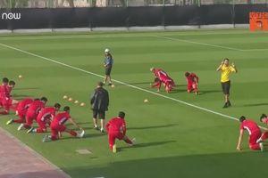 ĐT Việt Nam xốc lại tinh thần trước khi gặp đối thủ mạnh nhất vòng bảng