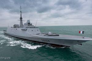 Pháp triển khai tàu chiến, máy bay tuần tra ngoài khơi Triều Tiên