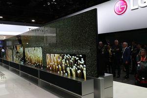 LG đang thử nghiệm smartphone có thể cuộn lại