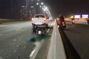 2 vụ tai nạn liên tiếp trên cầu Sài Gòn, 3 người thương vong