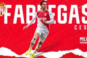 Fabregas tái ngộ Thierry Henry ở AS Monaco