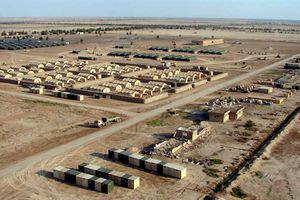 Mỹ biến Iraq thành đại pháo đài để xoay chuyển Trung Đông?