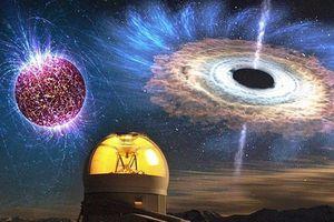 Lỗ đen 'quái vật' là cổng vào thế giới khác?