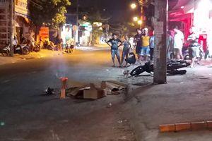 Người thợ xây bị container tông chết khi chưa kịp ăn bữa tối