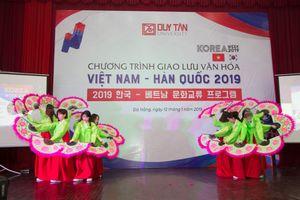 Đà Nẵng: Sôi động tuần lễ giao lưu văn hóa Hàn Quốc