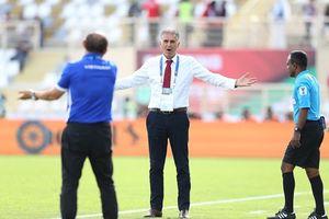 Thắng Việt Nam 2-0, HLV Iran khẳng định chưa chơi đúng phong độ