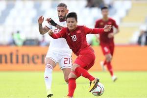 Asian Cup 2019: Iran thắng Việt Nam bởi đẳng cấp vượt trội