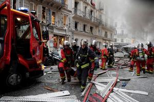 Chưa có thông tin công dân Việt Nam bị ảnh hưởng trong vụ nổ ở trung tâm Paris