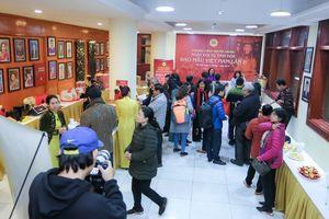 Triển lãm ảnh về nét đẹp trong tín ngưỡng thờ Mẫu tại Việt Nam