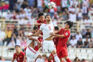 5 cầu thủ Nghệ An ra sân, Việt Nam không làm nên phép màu trước Iran