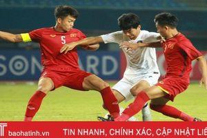 5 cầu thủ CLB Hồng Lĩnh Hà Tĩnh lên tuyển U22 Việt Nam dự VKC U22 Đông Nam Á