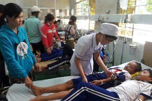 Cà Mau: Xác định nguyên nhân nhiều học sinh nhập viện sau khi súc miệng